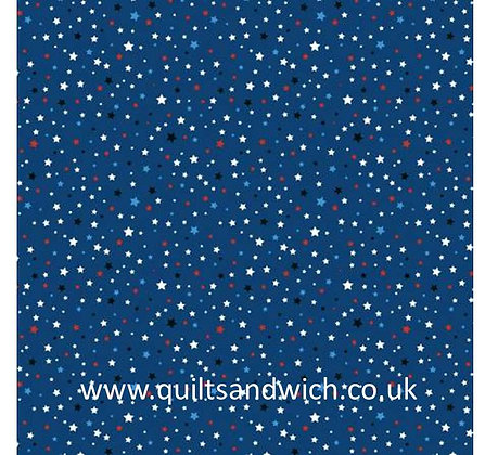 Navy DayDreamer 108inches  wide