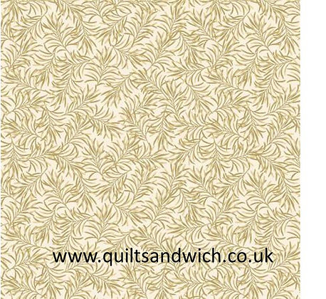 Wheat-Boughs of Beauty by Benartex 108 inches  per qtr mtr