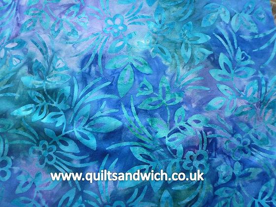 QS  Floral Lagoon per quarter metre