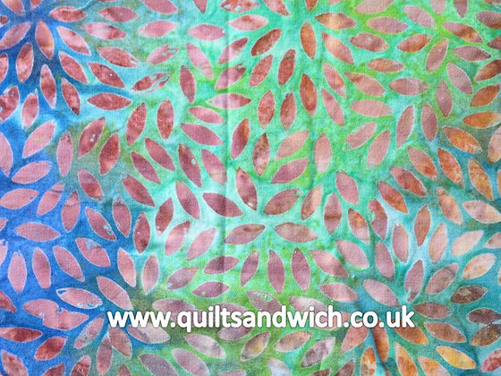 QS  Pomegranate Woodland per quarter metre
