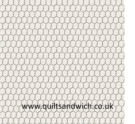 Chicken Wire 108inches  per qtr metre