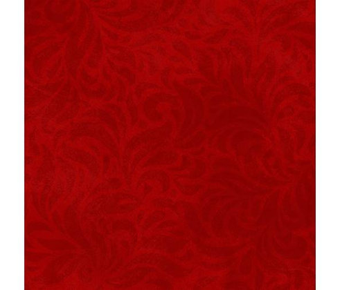 P & B Bella Suede red  per qtr metre