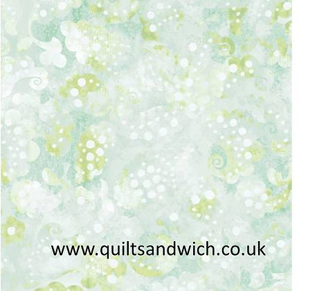 Day Dream Green - 108inches  wide