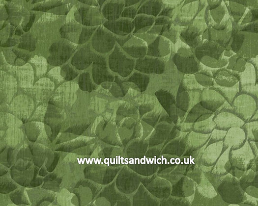 Charisse Green by Blank  - per quarter Metre