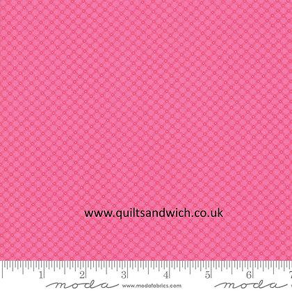 Moda Pink Fiddle Dee Dee  108 inches wide per qtr metre