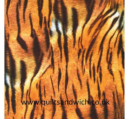 Tiger Cotton Sateen 108inches wide  per qtr metre