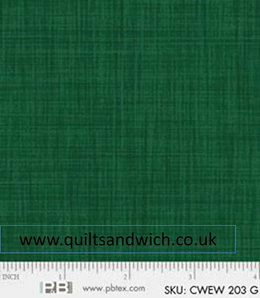 P & B Colour weave  G per qtr metre