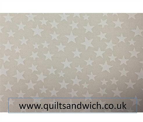 All Star White Tint Mini per quarter metre