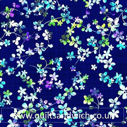 Watercolour Meadow 75  per qtr metre