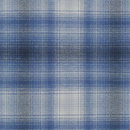FLANNEL -Blue Mammoth qtr metre