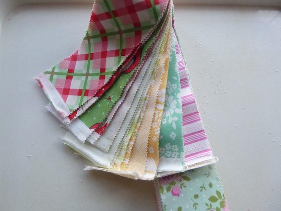Moda Scrap Bag 485
