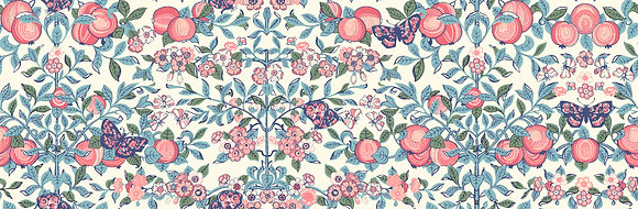 Liberty Orchard pink per quarter metre