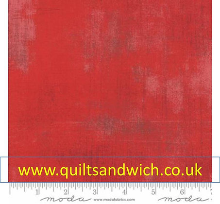 Moda Grunge red 108 inches x 51 inches