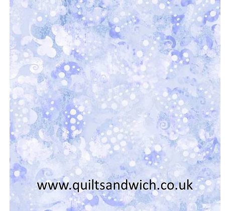 Day Dream blue - 108inches  wide