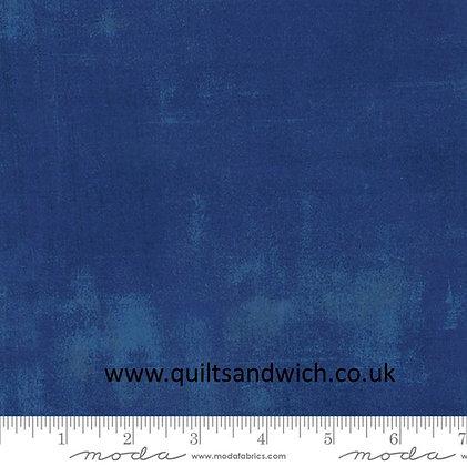 Moda grunge Cobalt 108 inches wide per qtr metre