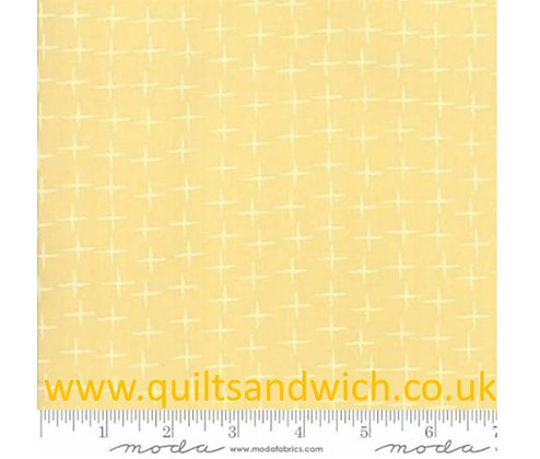 Moda Sunday Supper -Butterscotch per qtr metre
