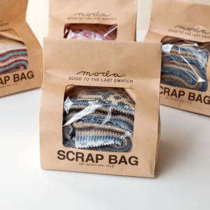 Moda Scrap Bag