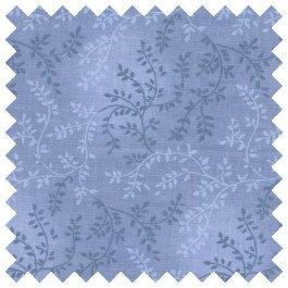 Dusky Blue Vineyard202  - Per quarter Metre