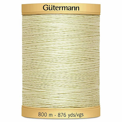 Guterman Cotton 800m  828 Cream