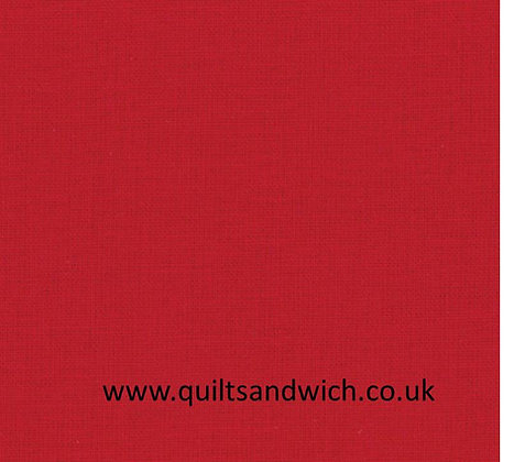 Moda Bella Christmas Red 108 inches wide per qtr metre