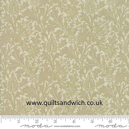 Moda Morris Holiday Linen  108 inches wide per qtr metre