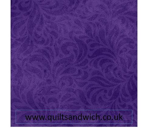 P & B Bella Suede Purple  per qtr metre