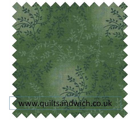 Vineyard moss green 611 per qtr metre