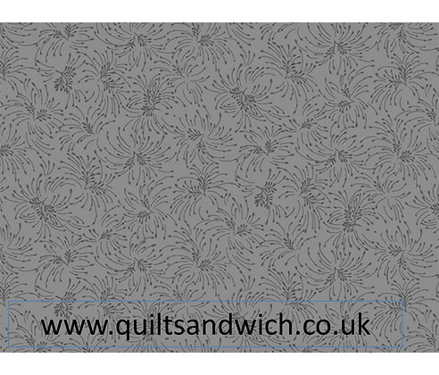 Chloe by Blank -Dark Grey per quarter metre