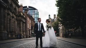 A Sheffield urban micro wedding