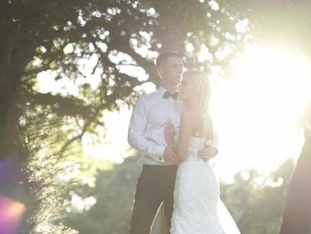 Leah & Kealan's Howsham Hall Wedding