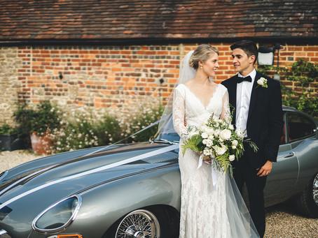 Gate Street Barn Wedding Photography Grace & William
