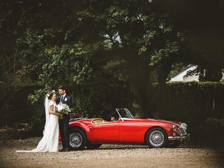 Nina & Jack's Doxford Barns Wedding