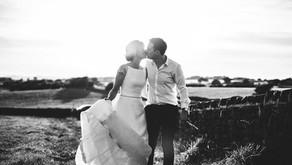 The Square and Compass Wedding Charlotte & Glenn