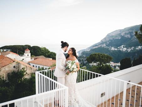 Villa Eva Wedding Photography Ravello