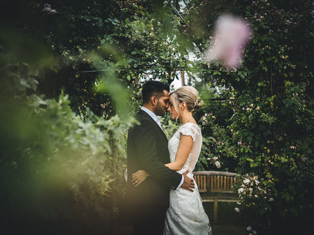 Kingscote Barn Wedding Photography Sara & Hasthin