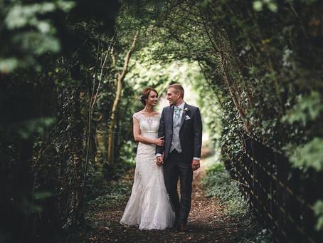 The Tythe Barn Launton Wedding