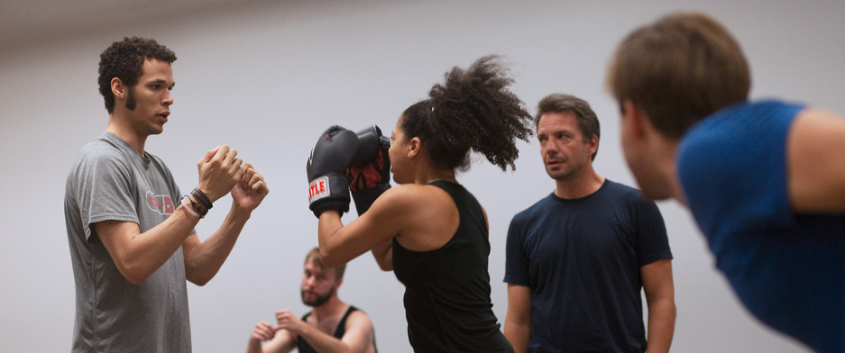 Director: Adam Karsten Playwright: Sergei Burbank Choreographer: Karen Sieber  National Dance Institute - 2017