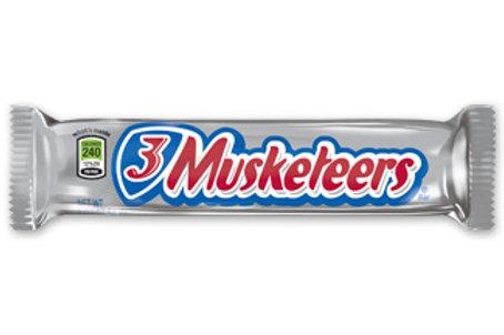 3 Musketeers Singles 10/36