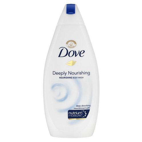 Dove Body Wash Deep Nourishing 500 ml 1/12