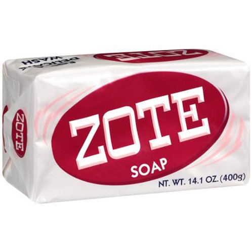 Pink Zote 400 g Laundry Soap 1/25