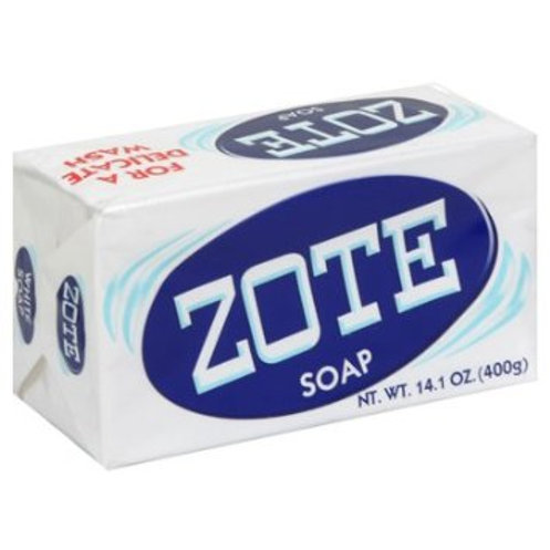 White Zote 400 g Laundry Soap 1/25