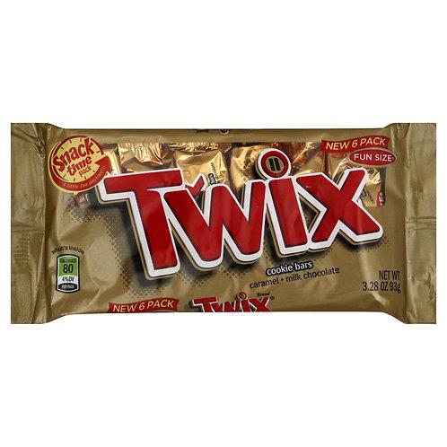 Twix Fun Size 24/6 pk