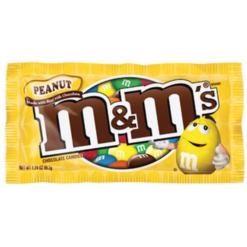 M&M Peanut Single 8/48