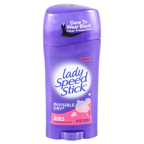 Lady Speed Stick Invisible Dry Shower Fresh #299