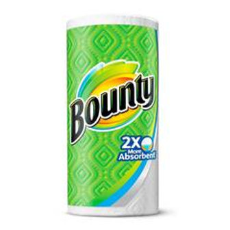 Bounty Plus 45 % More Sheets 1/12 ct