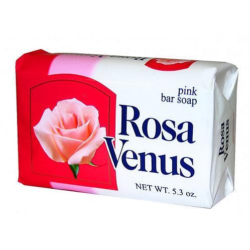 ROSA VENUS Pink Bar Soap 1/40 5.3 oz