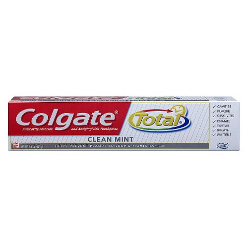 Colgate Total Clean Mint 7.8oz 1/24's #76316