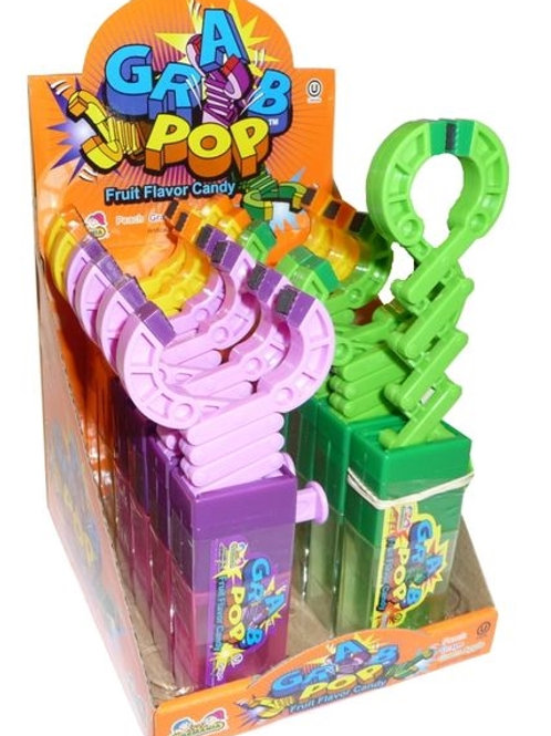 Kidsmania #519 Grab Pop 12/12's