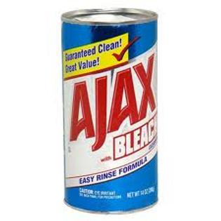 Ajax 14 oz. Powder Clenser With Bleach 1/24 CT