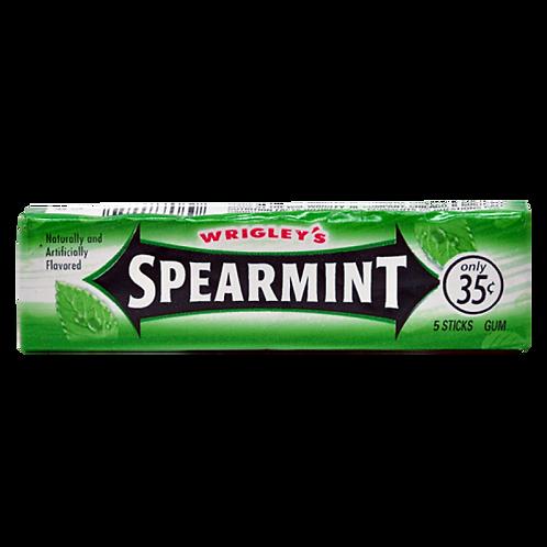 Wrigley's 5 Stick Spearmint 20/40 CT